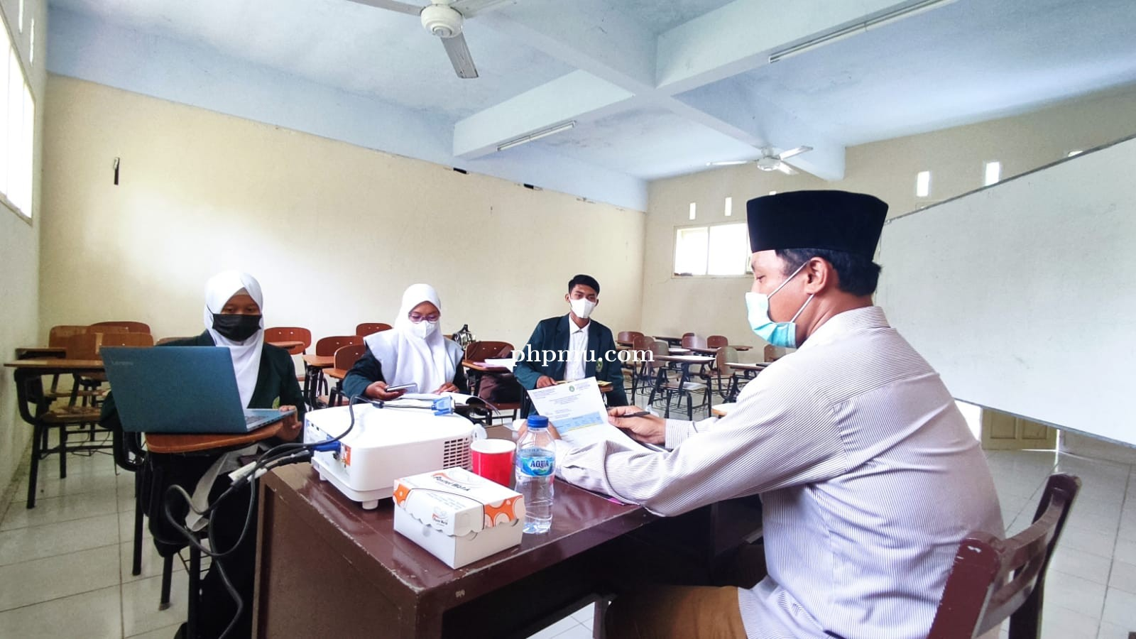 Fakultas Dakwah Gelar Uji PPL Mahasiswa