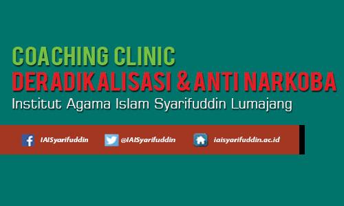Event Coaching Clinic di desain Semeriah dan Ekspresif Mungkin