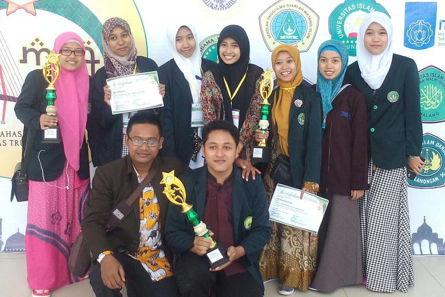 Partisipasi Pertama, IAI Syarifuddin Sabet 4 Gelar Juara Tingkat Jawa Timur