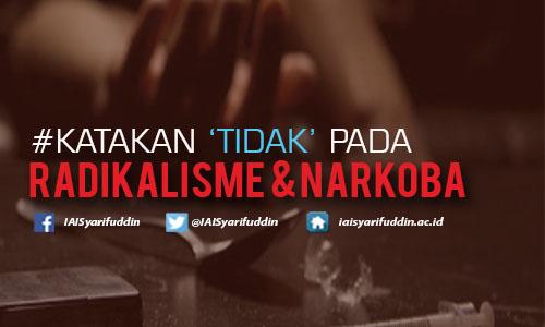 IAI Syarifuddin Coaching Clinic Deradikalisasi Islam Nusantara dan Anti Narkoba