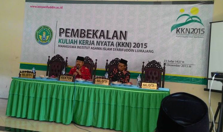 KKN 2015 OPTIMALKAN BERBASIS PAR (PARTICIPATORY ACTION RESEARCH)
